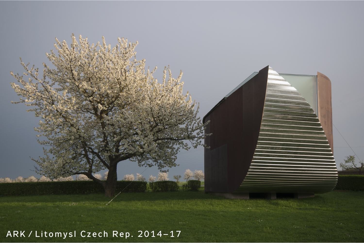 ARK 2013–17 / Cultural Community Center